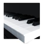 "Logo de l'application Android ""My Piano Assistant""."