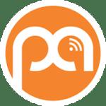 Logo Podcast & Radio Addict
